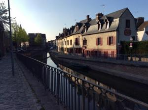 One of our APs Renata Fassbind - captures the beautiful town of Amiens.