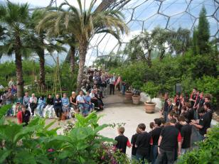 May 6 Eden project 5
