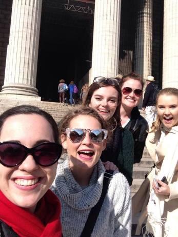Joh, Katie, Siobhan, Maree & Casey.