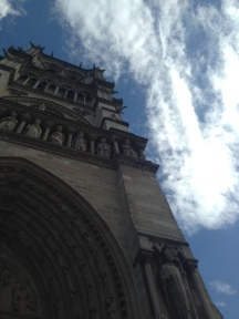 Notre Dame de Paris!