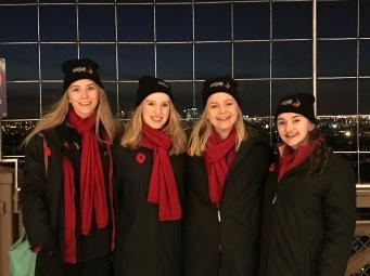 Mia, Eliza, Caitlin and Lauren (From Caitlin)