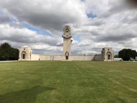 The site where Voices of Birralee's Anzac Day Commemoration Choir will perform at the Anzac Day Dawn Service