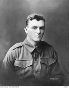 Honouring Patrick Joseph Bugden, VC, killed 28 September 1917.