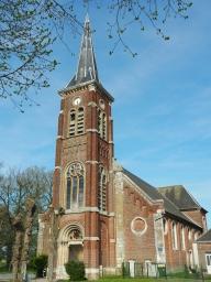 Allonville Church (pic by Brian)