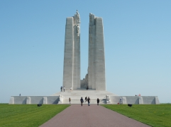 Canadian National Vimy Memorial (pic by Brian)