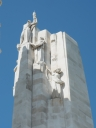 The incredible Vimy Ridge Memorial (pic by Brian)