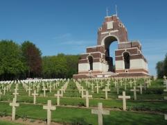 Thiepval Memorial (pic by Brian)