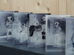 Glass Plate Negatives, Thuillier's Farm (pic by Brian)