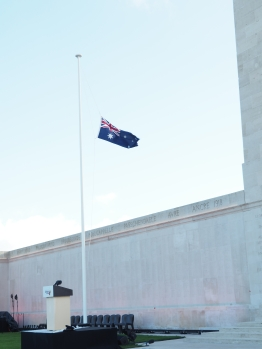 The Australian National Memorial (Pic by Brian)