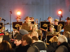 The Australian Army Band (pic by Brian)