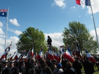 The French Veterans (pic by Brian)
