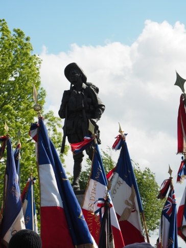 The Bullecourt Digger Anzac Service (pic by Brian0