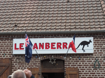 Le Canberra Pub (pic by Brian)