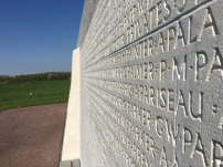 Canadian National Vimy Memorial (pic by Kerry)