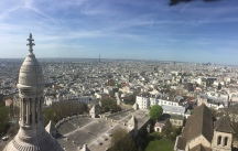 The view from the Sacré-Cœur basilica (pic by Brian)