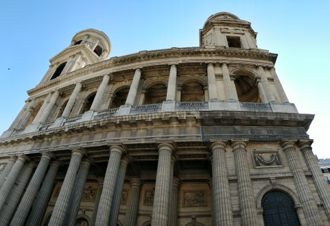 Church of Saint-Sulpice (pic by Oli)