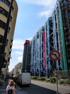 Centre Georges Pompidou (pic by Oli)