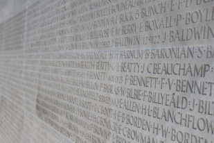 The Canadian National Vimy Memorial (pic by Mark)