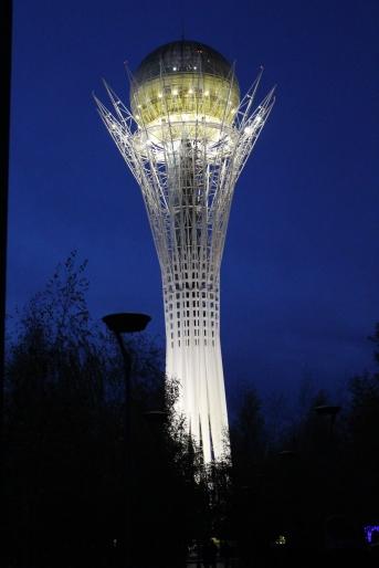 Baiterek Tower, Astana.