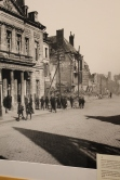 The streets of Villers-Bretonneux in 1918