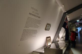 Exploring the museum