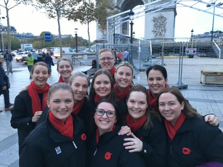 Voices of Birralee Armistice Day Tour