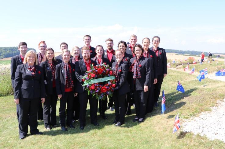 VOB Hamel Centenary Choir